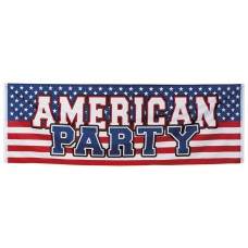 American Polyester Party Banner