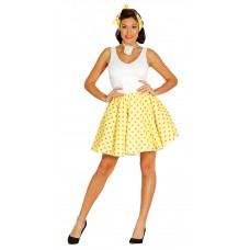 50s Style Pin Up Set