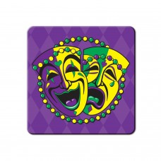 Mardi Gras Coasters