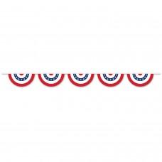 Patriotic Banner Bunting