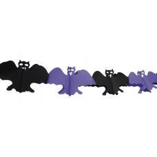 Paper Garland - Bat