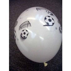 All Over Print Balloons - Football