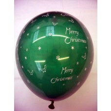 All Over Print Balloons - Xmas