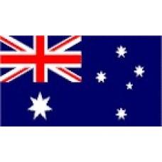 Large Polyester Flag - Australia