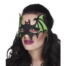 Felt Bat Eye Masks