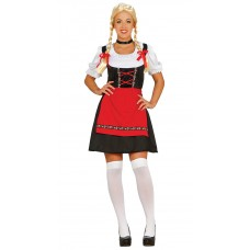Female Bavarian Costume