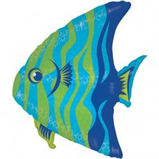 Angel Fish Foil Balloon 28""