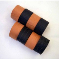 Black/Orange Streamers