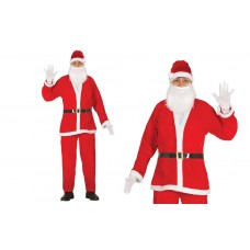 Santa Suit - Budget (5 pieces)