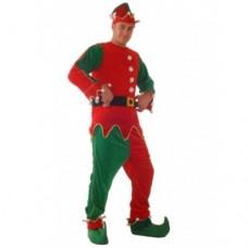 Elf Suit with Bobbles