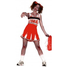 Cheerleader Zombie Costume