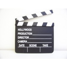 Hinged Clapper Board