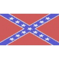 Large Polyester Flag - Confederate