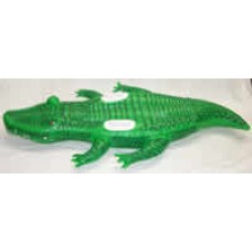Giant Inflatable Crocodile