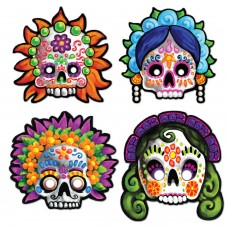 Day of the Dead Face Masks