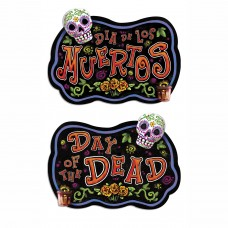 Day of the Dead Sign
