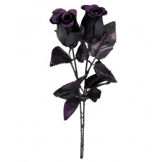 Flower Black Rose