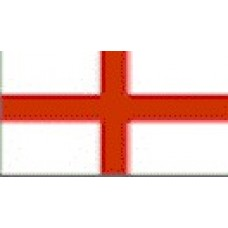 Large Polyester Flag - St George/England