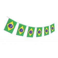 Flag Bunting - Brazil 7m