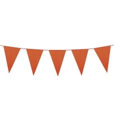 Giant Pennant Bunting - Orange
