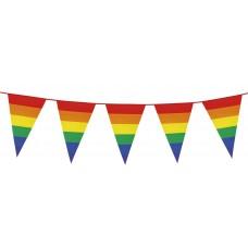 Giant Pennant Bunting - Rainbow