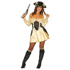 Female Pirate Costume
