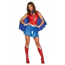 Female Superhero Costume
