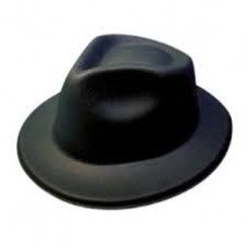 Gangster Hat - Black Foam