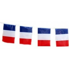 Flag Bunting - 4 metres - France