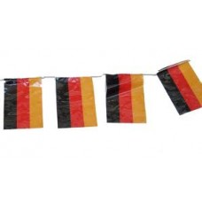Flag Bunting - 4 metres - Germany
