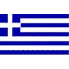 Large Polyester Flag - Greece