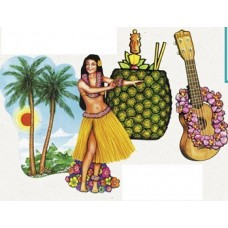Hawaiian Cut Outs