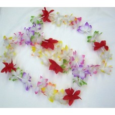 Hawaiian Leis - Poly Flower