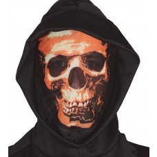 Skeleton Mask Spandex with Hood