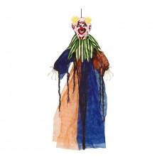 90cm Light Up Hanging Smiling Clown
