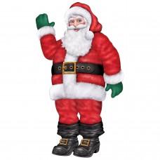 Jointed Santa