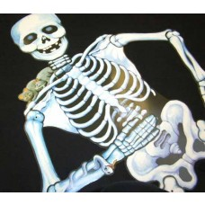 Jointed Skeleton Mobile 58""