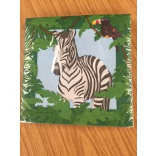 Jungle Pals Luncheon Napkins