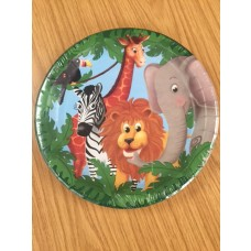 Jungle Pals Plates