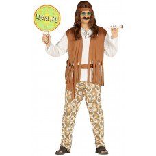 Male Hippy Costume