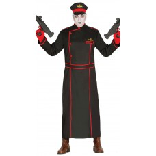 Male Military Gothic Costume