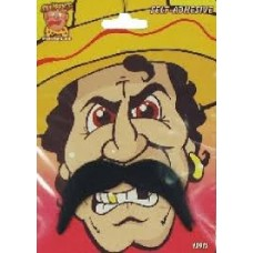 Mexican Style Moustaches