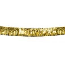 Pelmet Fringe Garland - Gold