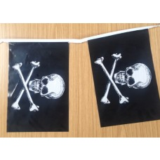 Flag Bunting - 4 metres - Pirate