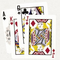 Playing Card Cut Outs