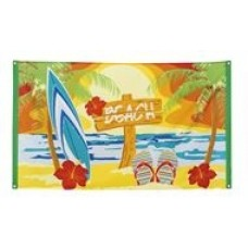"Polyester ""Beach"" Flag"