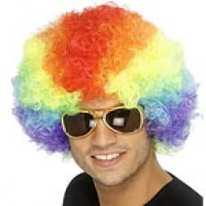 Rainbow Pop Wig
