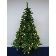 "Pre Lit Tree with 200 LED lights 72""/180cm"