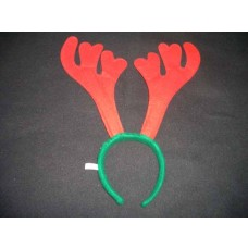 Reindeer Antlers on Headband