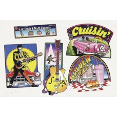 Rock 'n' Roll Cut Outs
